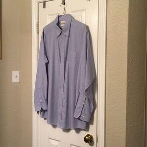 Roundtree & Yorke poplin shirt